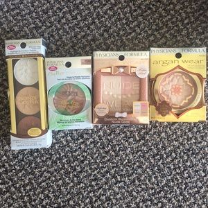 Set of 4 Physician Formula Bronze & Highlighters